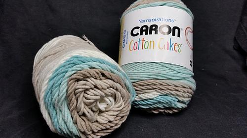 Ravelry: Caron Cotton Cakes