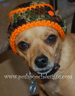 4c442076176 Ravelry  Bucket Dog Hat pattern by Sara Sach