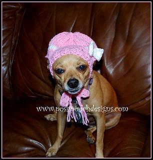 Ravelry  Chihuahua Beanie Hat pattern by Sara Sach 7bcfa7670a8