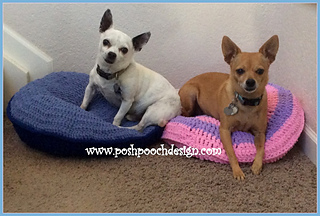 Ravelry Pet Poof Dog Bed Pattern By Sara Sach