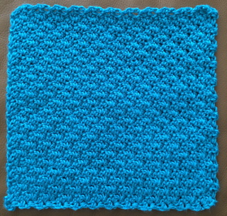Ravelry Diagonal Crochet Moss Stitch Pattern By Jessica