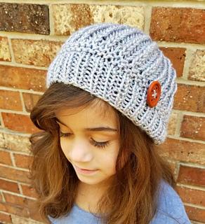 Ravelry  Avera Children s Slouchy Hat pattern by Jessica Miranda f4c9f6c8745