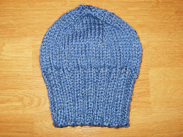 ca828db74c5 Ravelry  Easy Beanie pattern by Kirstie McLeod