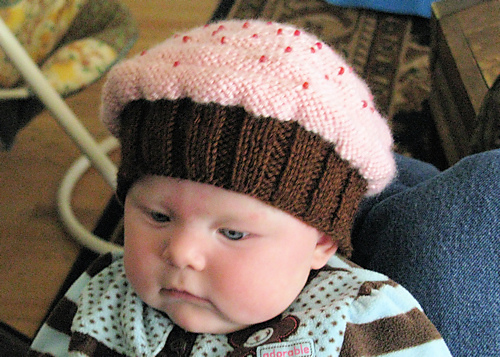 Ravelry Cupcake Hat Pattern By Alicia Lutz