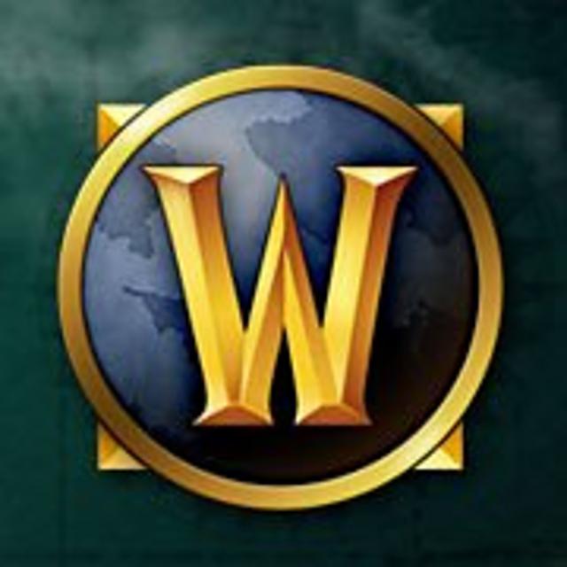Try reasonable. world warcraft logo nice