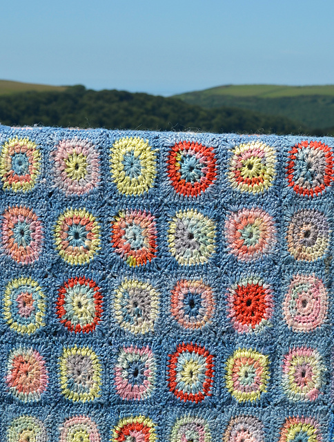 Ravelry Into The West Crochet Motif Blankets Patterns