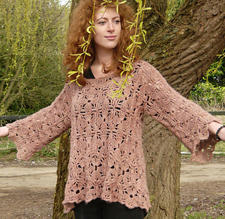 Ravelry Dulcie Sweater Pattern By Amanda Perkins