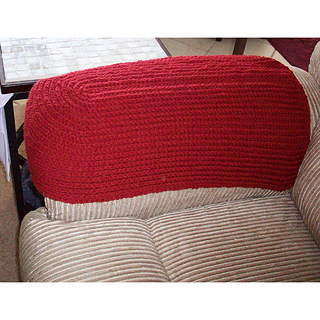 Ravelry Chair Arm Cover Pattern By Richard Sechriest