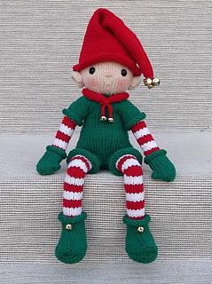 Ravelry Christmas Elf Pattern By Lorraine Pistorio