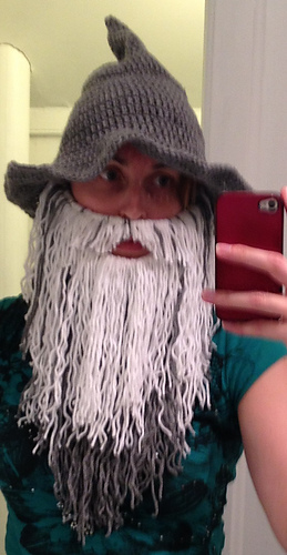 Ravelry Beard Viking Or Wizard Pattern By Reckless Stitches Interesting Crochet Viking Hat With Beard Free Pattern
