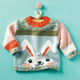 f2f9078b7a4335 Ravelry  Rabbit Sweater pattern by Phildar Design Team