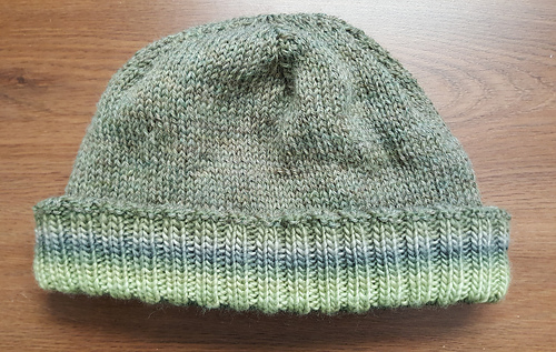 Ravelry Double Thick Unisex Reversible Knit Hat Pattern Pattern By