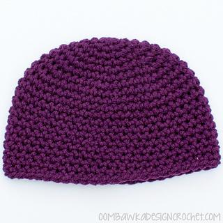 Ravelry  Simple Single Crochet Hat pattern by Rhondda Mol (Oombawka ... 72d990b1d3f