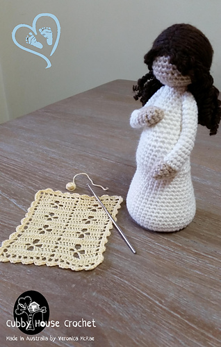 Ravelry: Mother-to-be EVE pattern by Veronica McRae
