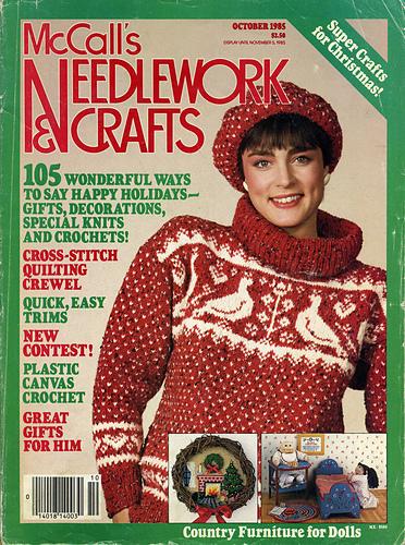 Ravelry Mccalls Needlework Crafts October 1985 Patterns