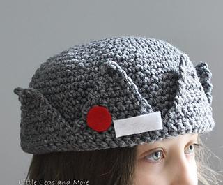 Ravelry  Jughead Hat Crochet Pattern pattern by Roxie McCara 5c22b9f1a10