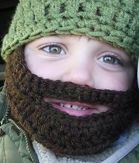 Ravelry Child Beard Hat Pattern By Jody Maloney