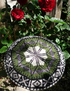 Ravelry  Greenvoe Fair Isle Tam pattern by Ruskin s notes 7187c980133