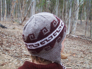 5dcc0620c8cbb Ravelry  Ear Flap Hat - South American Chullo pattern by Pat Hodd