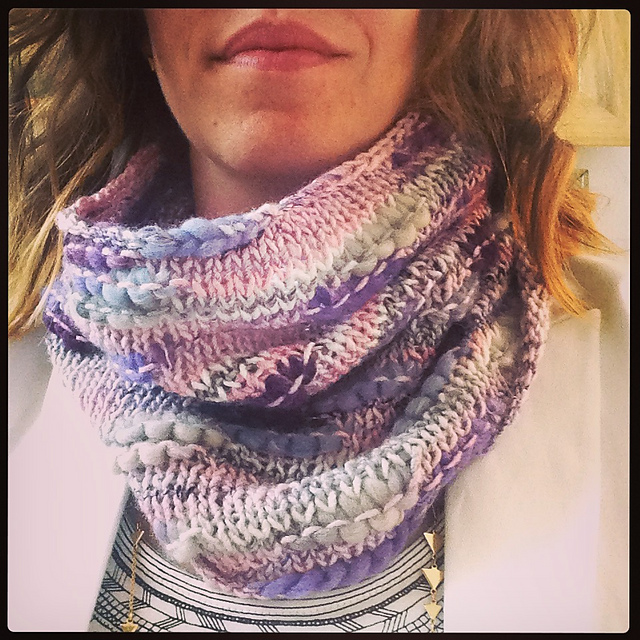 Ravelry Simple Rules Cowl Pattern By Stash Lounge