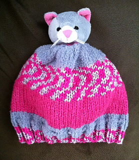f3d9570d0 Top This! Hat (Knit) pattern by DMC - Ravelry