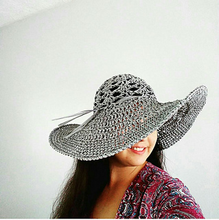 Ravelry  Salt Grass Beach Hat pattern by Katie Clary c6ebe6aae39