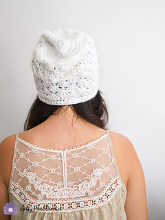 632b3ece75e Ravelry  Venus Shell Slouch Hat pattern by Katie Clary
