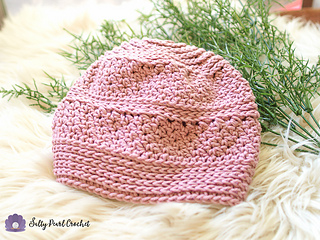 Ravelry Lindas Easy Chemo Cap Pattern By Katie Clary