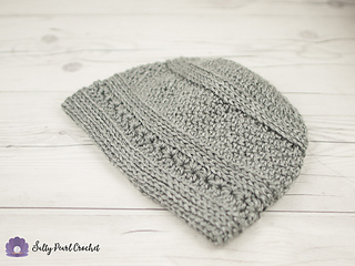 Ravelry  Silver Beach Beanie pattern by Katie Clary aff914582a2