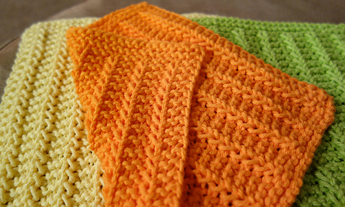 Ravelry Reversible Textured Dishcloth Pattern By Sammie Carraher
