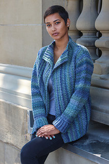 Ravelry Weekend Crochet Jacket Pattern By Sandi Prosser