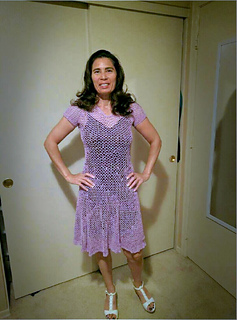 Ravelry Dress With Flare Pattern By Linda Jefferies