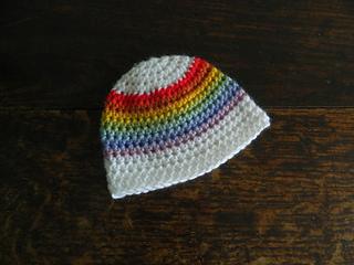 Ravelry  Rainbow Baby Hat pattern by Sarah Jane Seamstress 42bd20c87e5