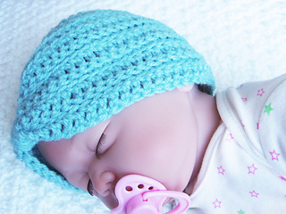 Ravelry  Baby Turban Hat pattern by Sarah Taylor x f1b9c71c390