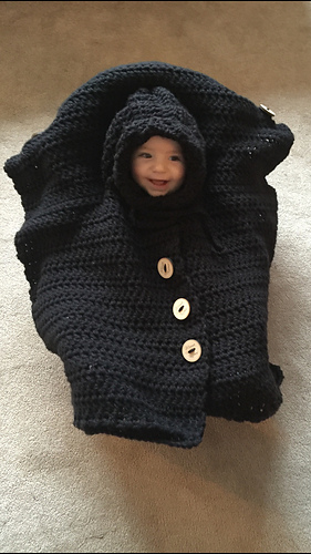 Poncho Car Seat Cover