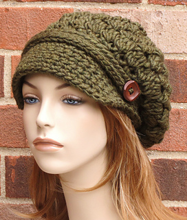 Ravelry  Aoife Newsboy Hat pattern by AlyseCrochet 2093ea466b4