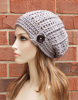 2e8ff973e38 Ravelry  Hartford Slouch Hat pattern by AlyseCrochet