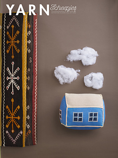 & Ravelry: Swedish Cabin Doorstop pattern by Dedri Uys