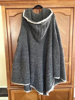 Ravelry hooded cloak pattern by dillon ekle scyllandra dt1010fo