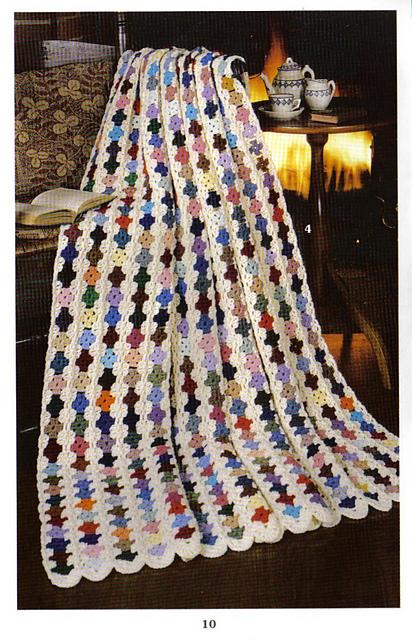 Ravelry Grannys Daughter Pattern By Nancy Fuller