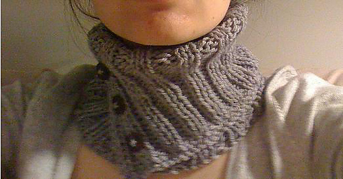 Ravelry Beginners Easy Cowl Pattern By Sarah Clements