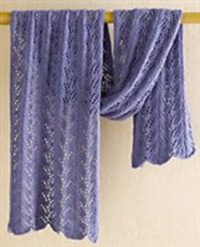 Ravelry: Lace Shawl pattern by Alice Halbeisen