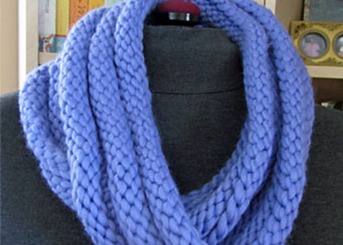 Ravelry Exploring The Infinity Scarf Pattern 7 Free Designs For