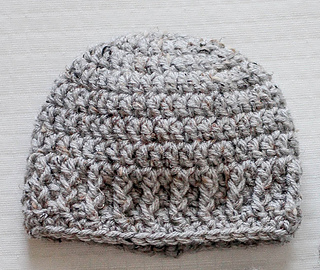 Ravelry  The Parker Newborn Hat pattern by Ashleigh Kiser 448fb721d55