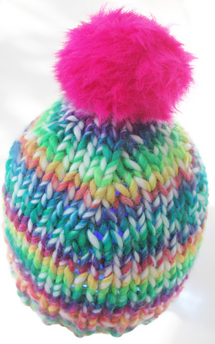 Ravelry Basic Bulky Hat Pattern By Shaina Bilow