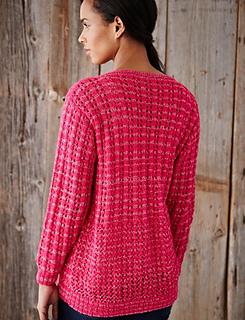 Ravelry: Mixed Stitch Cardigan pattern by Patons