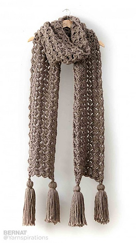 Ravelry Pump Up The Volume Crochet Super Scarf Pattern By