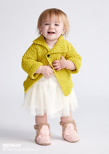 781ba9c2e Craft Passions  Lovely little toddlers easy cardigan pattern Free ...
