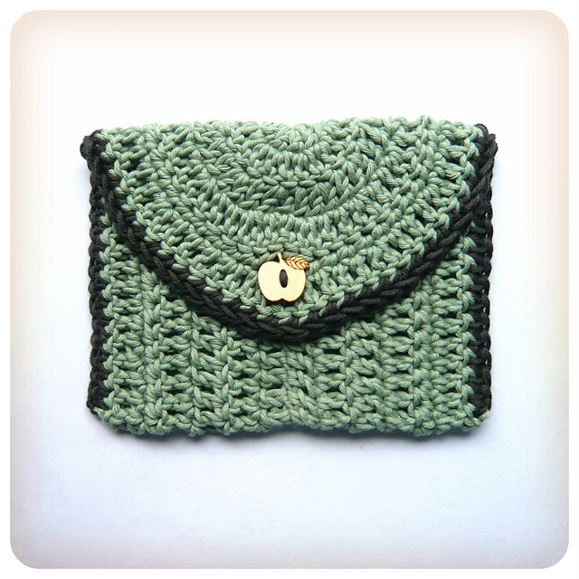 Ravelry Little Treasures Envelope Pattern By Shara Made