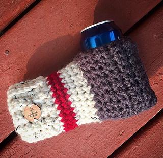 8dda9d142cc Ravelry  Lumberjack Beer Mitten pattern by Shari Reid